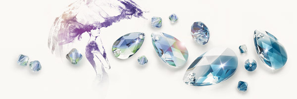 Swarovski Elements Natural Beauties