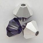 Swarovski Crystal Bicone Tanzanite CAL