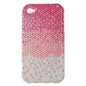 Swarovski Crystal Flatback Rhinestone phone case Ombre color