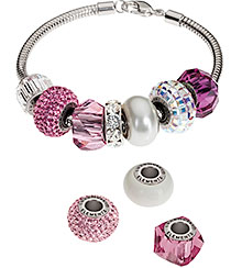 Swarovski BeCharmed Enchanting Romance Color Inspiration