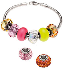 Swarovski BeCharmed Pave Bright Outlook Color Inspirations