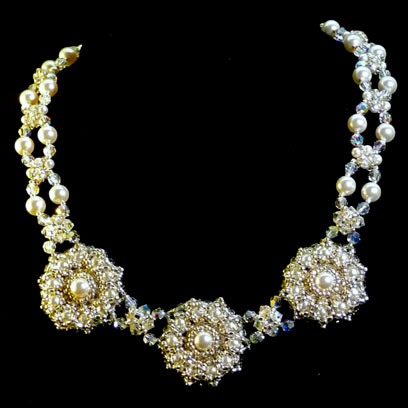 Swarovski Crystal Hairloom Biadal necklace