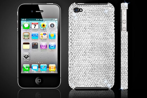 Swarovski I Phone Case