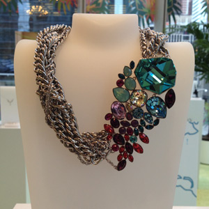 Swarovski Tropical Paradise Necklace