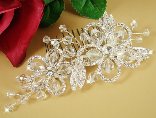Swarovski Wedding Accessories from Jewls by Jan