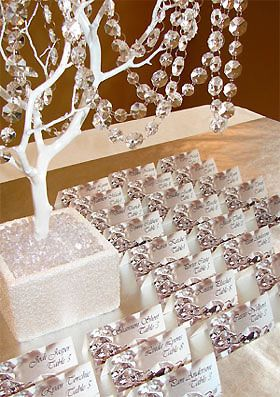 Wedding Crystal Tree