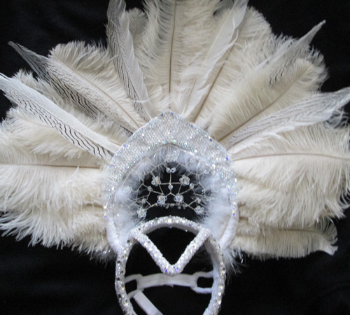 Wendy Szeto Crystal Snow Samba Bikini