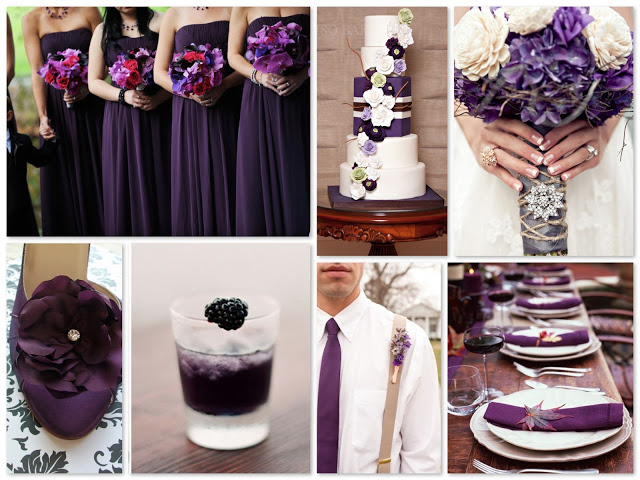 acai 2013 fall color trends wedding inspiration