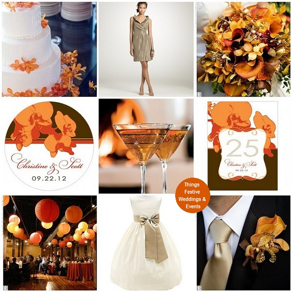 Pantone Fall 2013 Color Trend Koi Inspiration Board