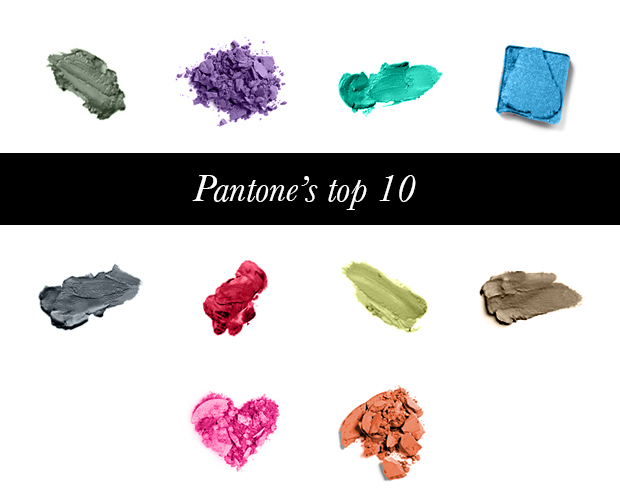pantone Fashion Report fall colors 2013