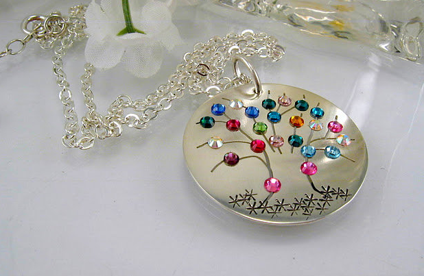 The Vintage Locket Family Tree