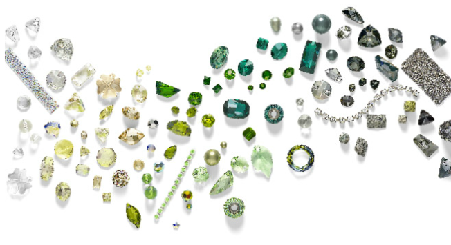 Progressive Color Combination Inspirations Swarovski Fashion and Color Trends