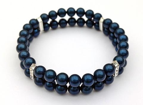 swarovski-crystal-petrol-glass-pearl-bracelet