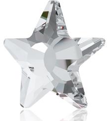 SWAROVSKI ELEMENTS 2817 STAR FLAT BACK HOTFIX NEW ARTICLE