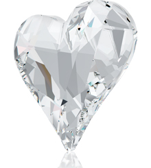 SWAROVSKI ELEMENTS 4809 SWEET HEART FANCY STONE NEW ARTICLE