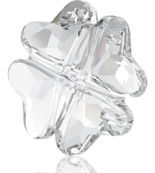SWAROVSKI ELEMENTS 6764 CLOVER PENDANT NEW ARTICLE