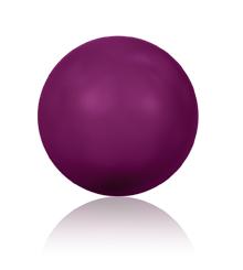 Swarovski Elements Crystal Blackberry Pearl
