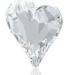 SWAROVSKI ELEMENTS SWEET HEART 4810 FANCY STONE NEW ARTICLE