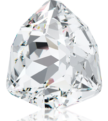 SWAROVSKI ELEMENTS TRILLIANT 4706 FANCY STONE NEW ARTICLE