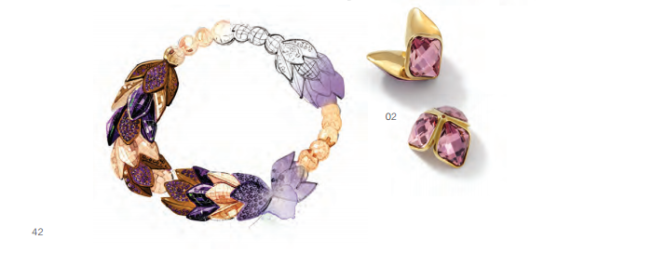 Romantic Urban Nomad Product Inspiration Swarovski Elements Fashion and Color Trends
