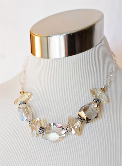 Swarovski Necklace Jewelry Design Inspiration