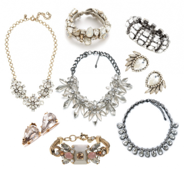 Fall/Winter 2013-2014 Fashionable Jewelry Trends