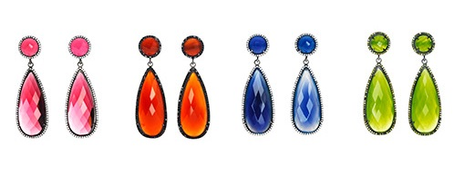 Opras favorite things 2013 Susan Hanover Earrings Candy Crush