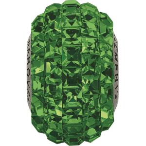 Swarovski 80201BeCharmed Beads Dark Moss Green