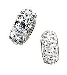 Swarovski BECHARMED PAVE SLIM Style 81101 and  81201