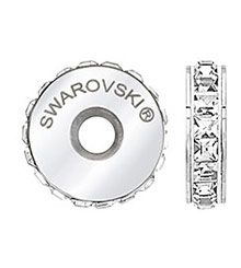 Swarovski BECHARMED PAVE STOPPER Style 81001