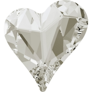 Swarovski Heart Fancy Stone