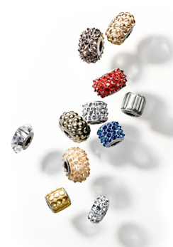 Swarovski BeCharmed Pave Beads