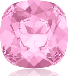 4470 Swarovski Cushion Cut Fancy Stone Rosaline