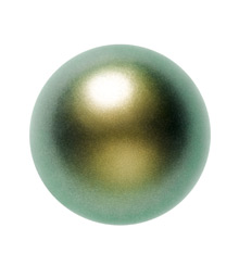 Swarovski Spring Summer Innovations 2015 CRYSTAL IRIDESCENT GREEN PEARL (001 930) - NEW EFFECT