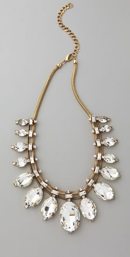 Swarovski Crytsal Statement Necklace