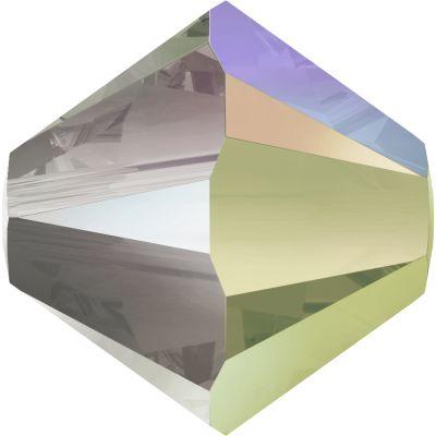 Swarovski 5328 Bicone Crystal Paradise Shine