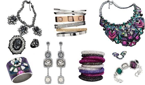 Swarovski Fall Jewelry Collection