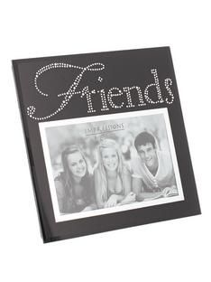 DIY Swarovski crystal frame friends great gift idea