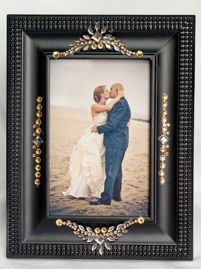 Swarovski Crystal Picture Fram DIY Great Gift Idea
