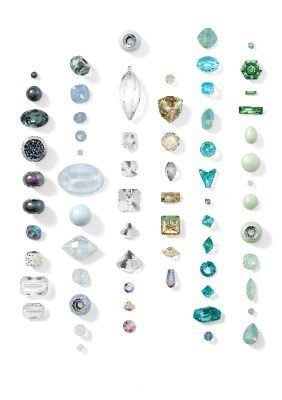 Swarovski Crystal Spring Summer 2015 and 2016 Jewelry and Color Trends Progressive 11