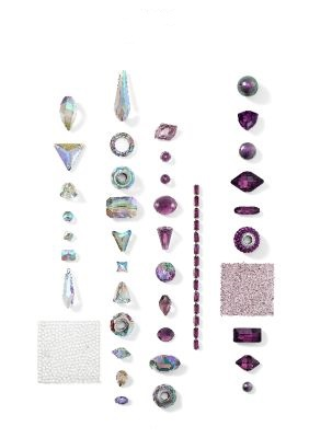 Swarovski Crystal Spring Summer 2015 and 2016 Jewelry and Color Trends Progressive 12