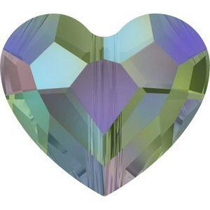 Swarovski Heart Bead Crystal_Paradise_Shine