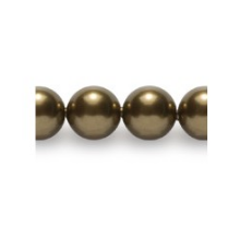 Swarovski Pearls 5810 Antique Brass