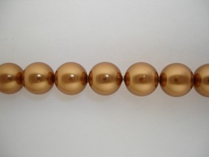 Swarovski Pearls 5810 Copper