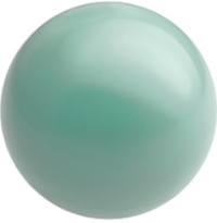 Swarovski Pearls 5810 Powdered Green