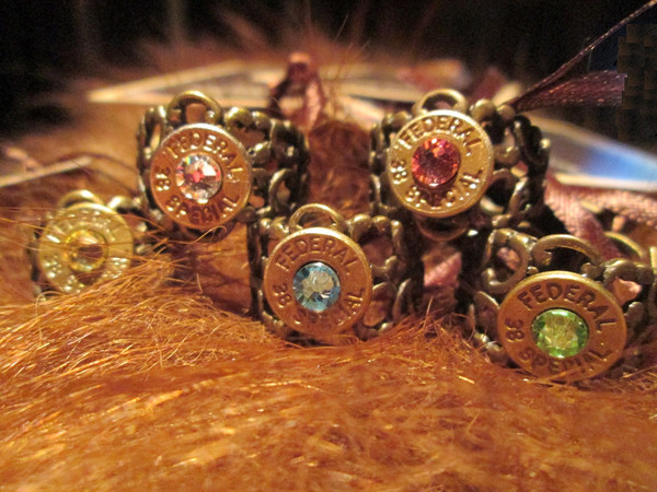 Badass Babe Rings with Swarovski Crystals