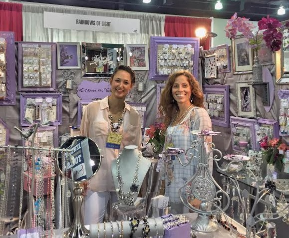 Bead and Button Trade Show 2015 Rainbows of Light