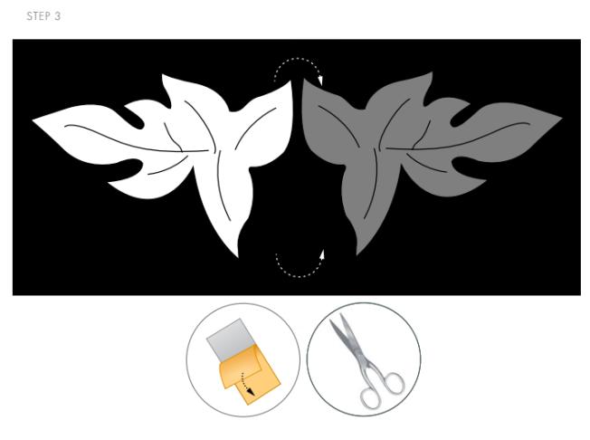 DIY Swarovski Crystal Flip Flops Design and Instructions Step 3