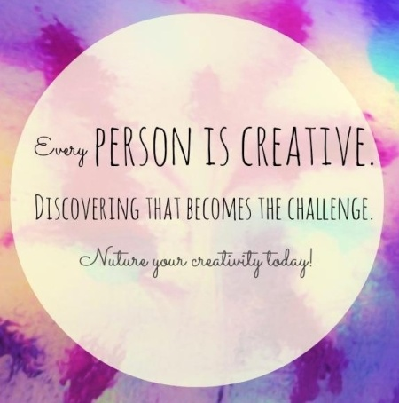 Nuture Your Creativity Today