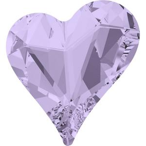 Swarovski Heart Fancy Stone 4809_Violet